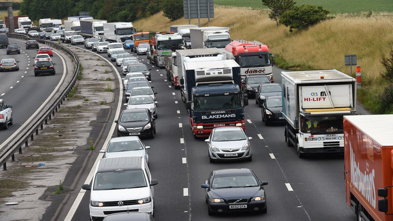 Experts fear gridlock during big Bank Holiday getaway