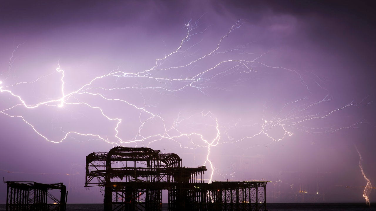 UK weather: Why are thunderstorms more common during summer?