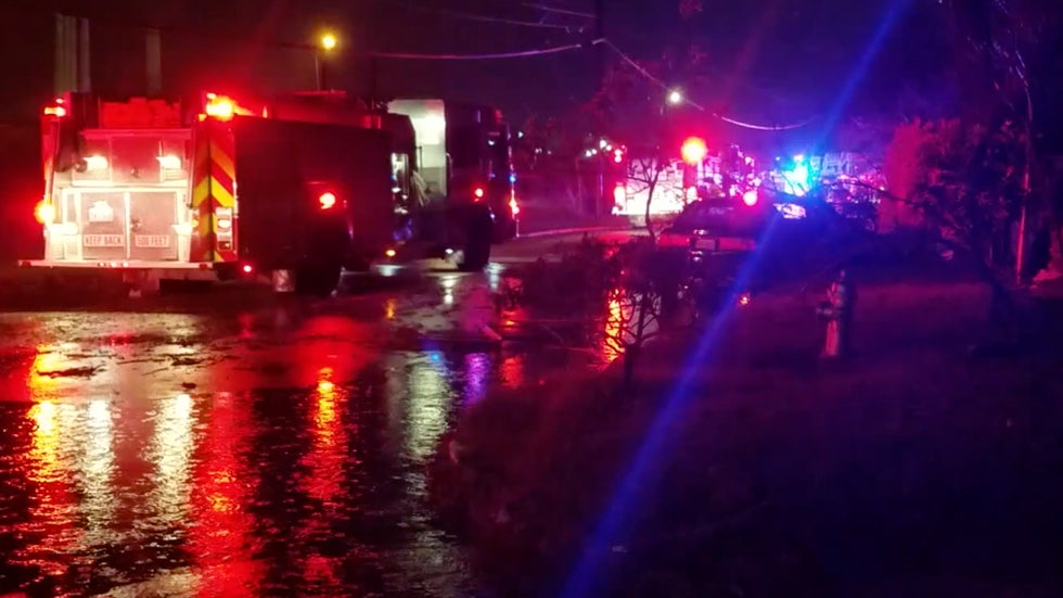 Nighttime Terror: 100 Homes Damaged in San Antonio