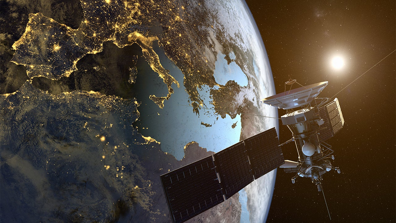 Could Satellites Soon Outshine Stars in Sky?