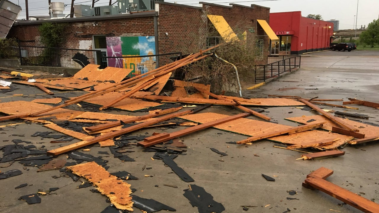 Severe Storms, Tornadoes Bring Second Round of Damage to Plains, Midwest; First Oklahoma Tornado of 2018 Confirmed