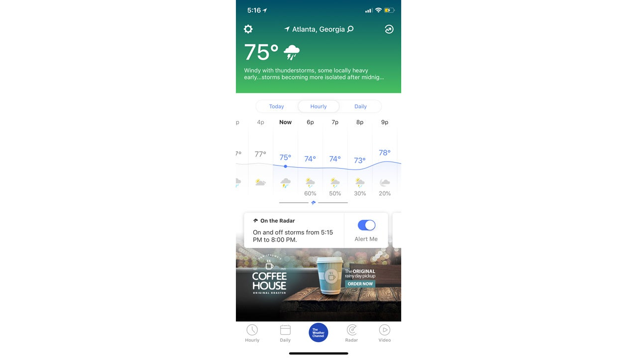 The Weather Channel App, Reimagined  Here's What You Need to Know