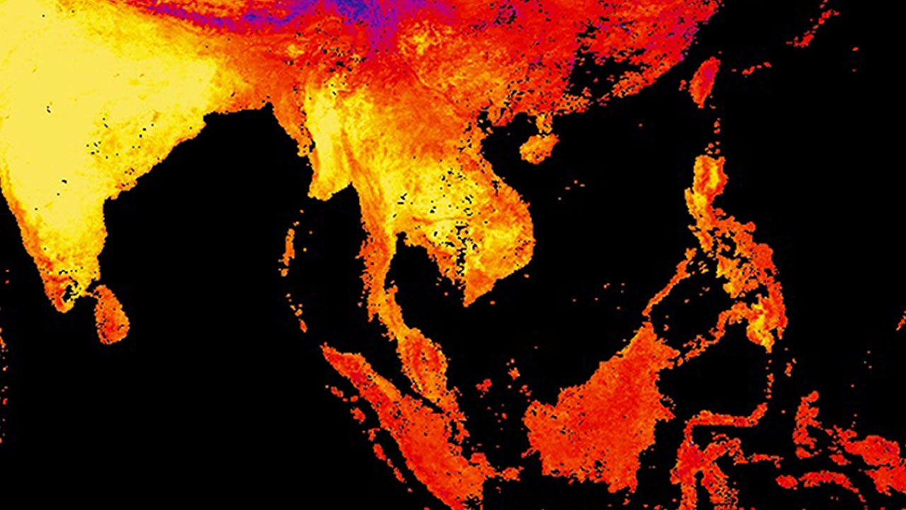 Heat Cool Air Conditioner Extreme Heat Sears Southeast Asia With All Time Records Worst