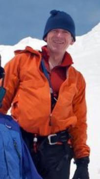 Mount Hood Climber