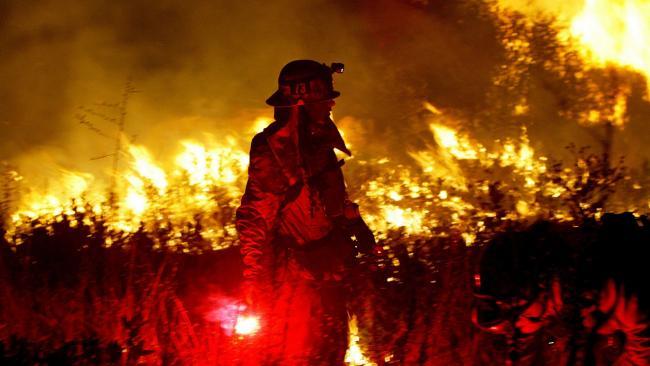 San Diego Fire 2003