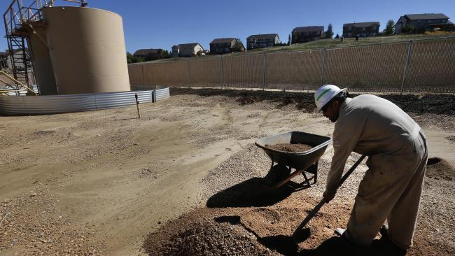 Colorado Oil Spills