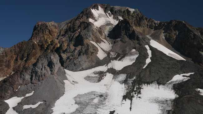 Zigzag Glacier, Ore.