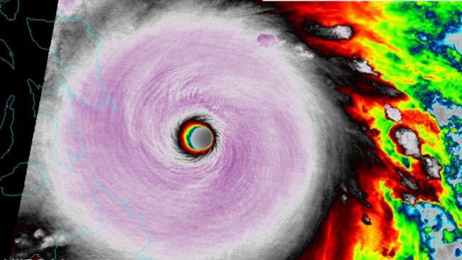 Syper Typhoon Haiyan