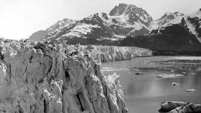 Muir Glacier and Inlet (1895)