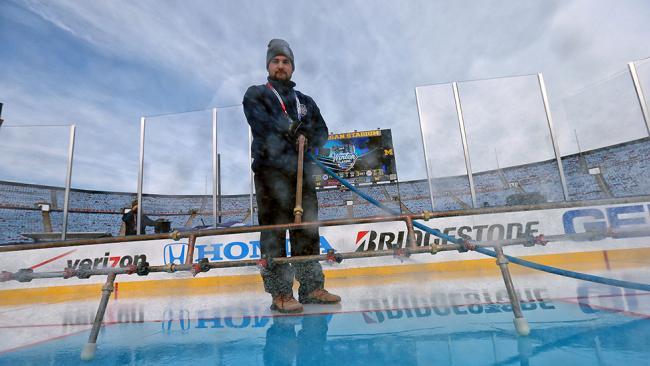 NHL Winter Classic 2014