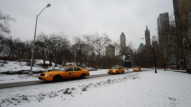 New England Snow Storm