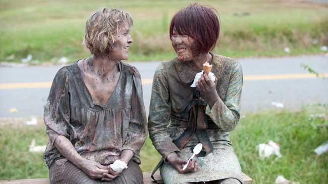 Behind the Scenes on 'The Walking Dead'