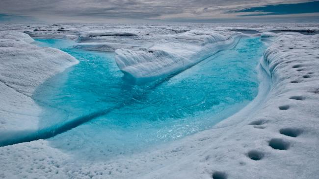Greenland's Melting Ice Reveals A Rapidly Changing Arctic