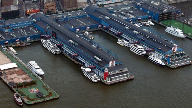 Chelsea Piers, New York City