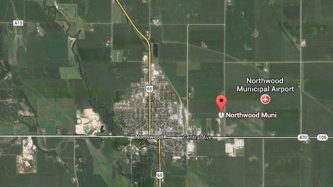 Iowa Town Evacuated