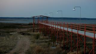 Texas drought Lake Buchanan