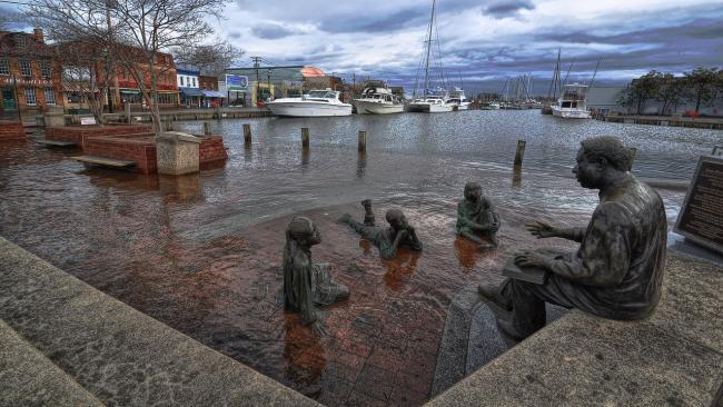 Annapolis Sees Huge Jump in Nuisance Flooding