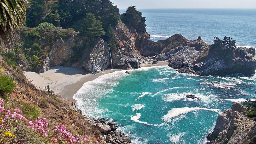Mediterranean Isle: Big Sur, CA