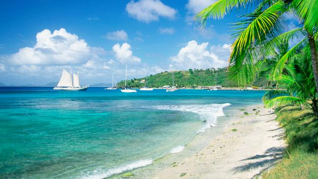 #10: Mustique Island, Saint Vincent and the Grenadines