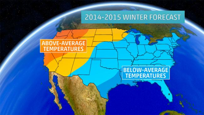 The Weather Channel 2014-2015 Winter Forecast - weather.com