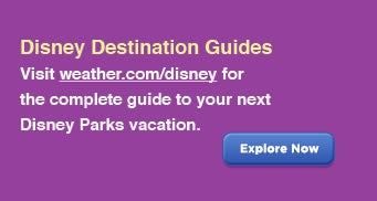 Explore now at weather.com/disney