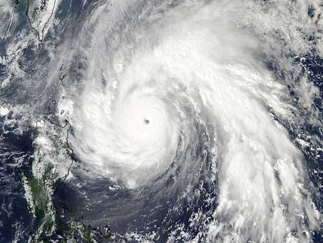 Super Typhoon Megi