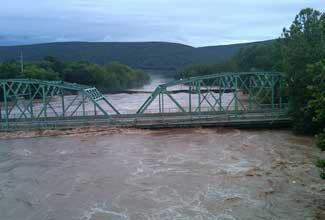 Pa, NY flooding