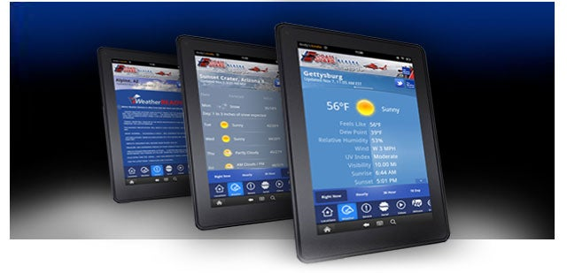 The Weather Channel for Kindle Fire