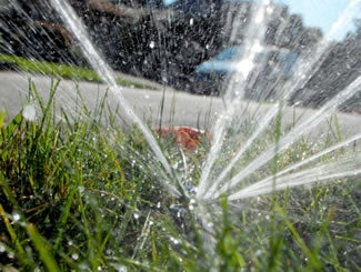Conserving Water in a Drought