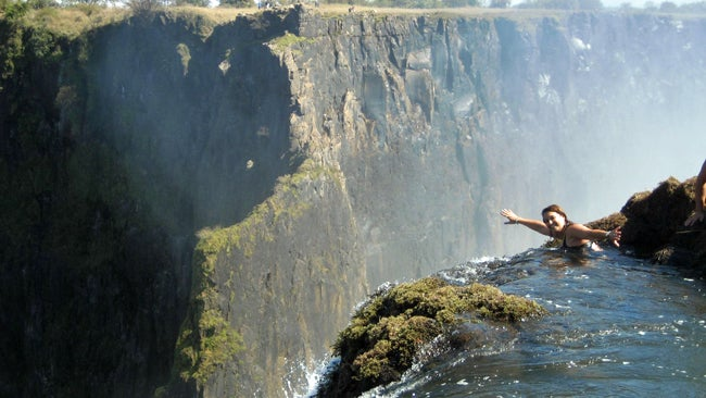 10 Of The Most Amazing Natural Pools News From