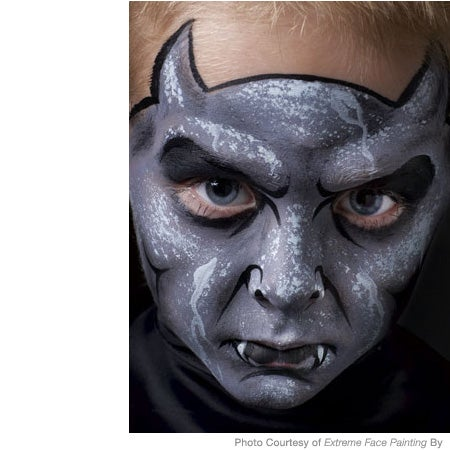 Simple Dog Face Paint Ideas Images &amp Pictures  Becuo - Easy Halloween Faces