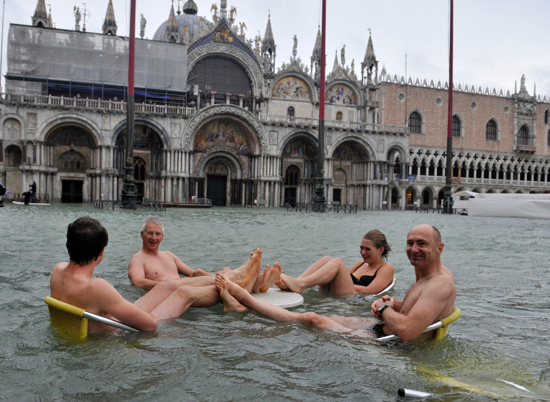 Секс в венеции 15 фотография