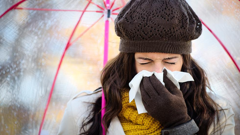 UK winter health: What's the difference between a cold and flu?