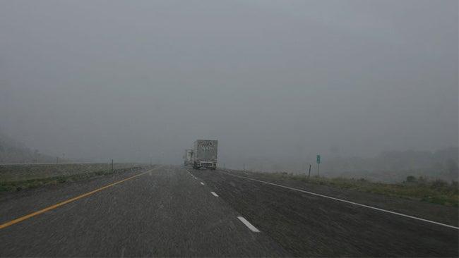 snow causes interstate crashes in ohio