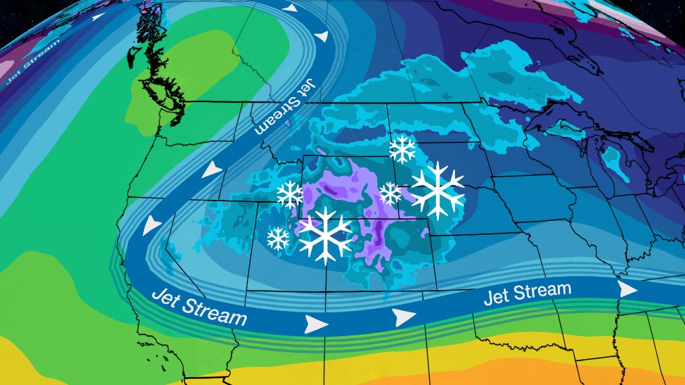 Colder Pattern This Week in Plains, Rockies Will Include Spring Snow for Some | The Weather Channel - Articles from The Weather Channel | weather.com