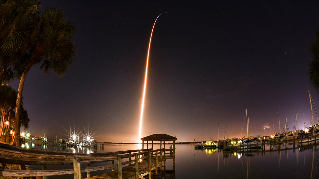 SpaceX Launches America's Newest Capsule for Astronauts