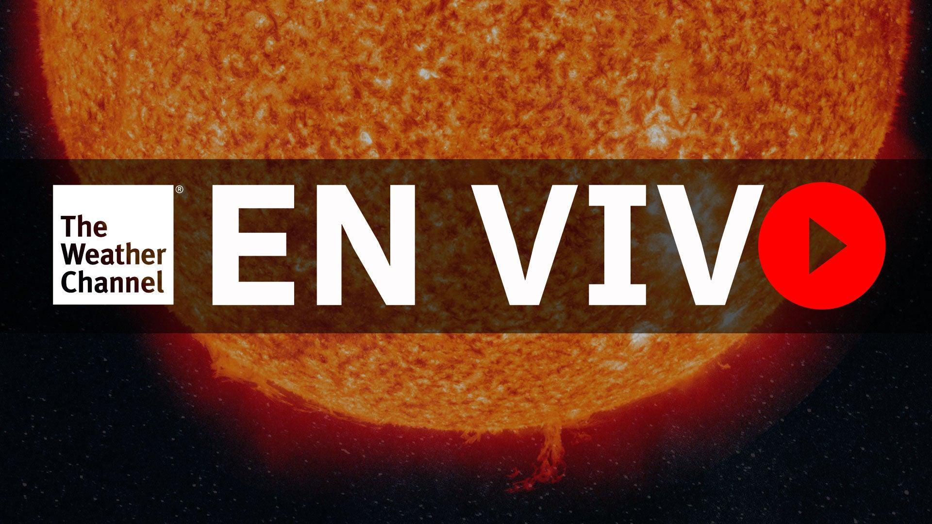 Disfruta en vivo del eclipse total de Sol