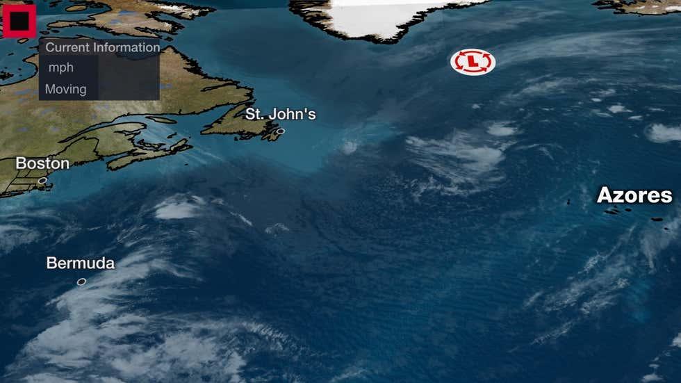 Tropical Storm Eta a Central America Hurricane Threat