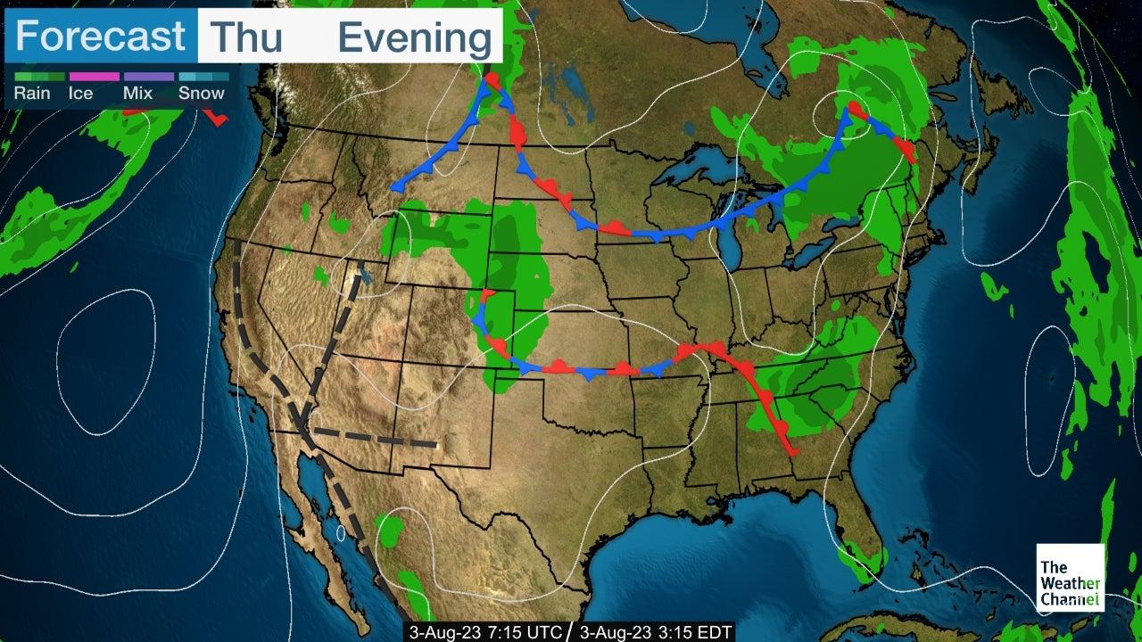 WEB_PM_Fronts_1280x720 Intellicast Radar Albany on hurricane tracker radar, storm track radar, snow forecast radar, msnbc radar, noaa radar, weather radar,