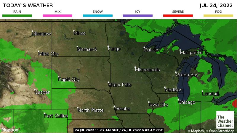 Minneapolis Mn Weekend Weather Forecast The Weather Channel