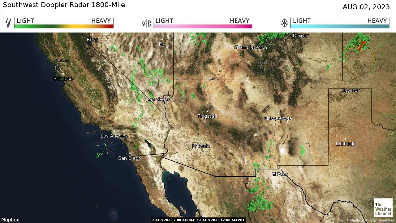 Northeast Doppler Radar