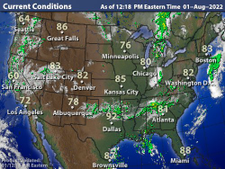 Current Weather Current Weather Maps Weather Underground