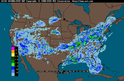 Weekly Precipitation Precipitation Maps Weather Underground - Rainfall-map-us