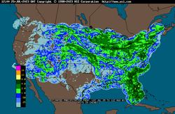 Weekly Precipitation | Precipitation Maps | Weather Underground