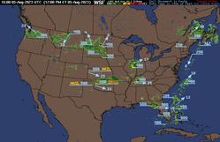 Yesterdays Radar Loop | Radar Maps | Weather Underground