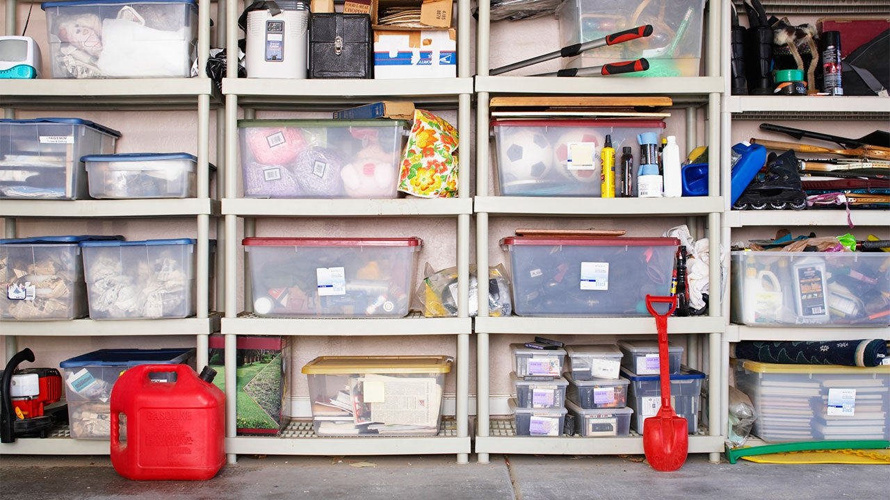 Organize Your Home With Storage Solutions