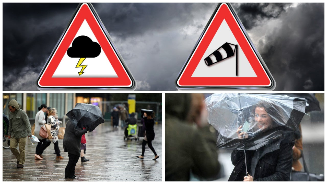 Uk weather warnings what do red amber and yellow alerts mean uk weather warnings what do red amber and yellow alerts mean the weather channel buycottarizona Image collections