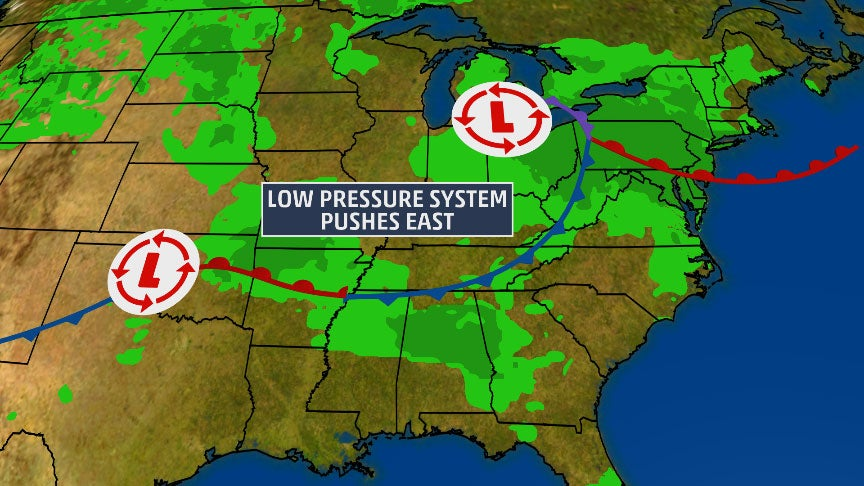 Flash Flooding, Severe Storms Expected From the Midwest, Plains Into the East Through the Weekend