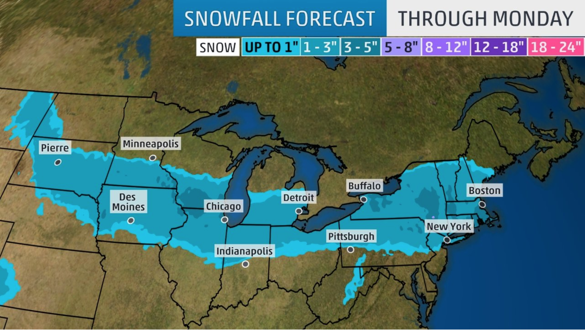 Winter Storm Central - weather.com