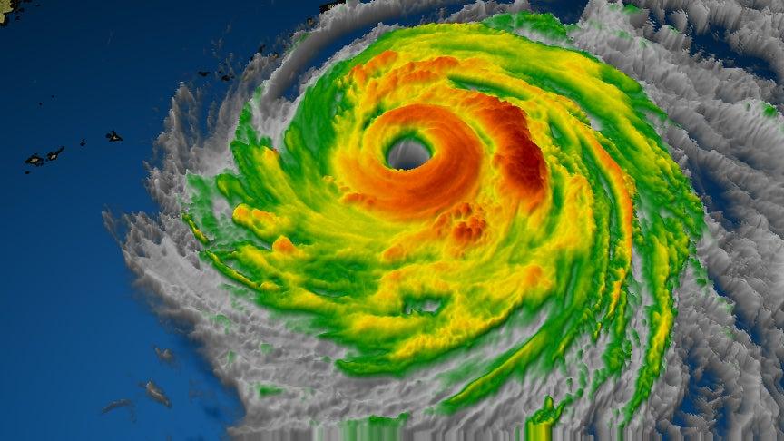 Taifune: Drei Faktoren machen sie so gefährlich